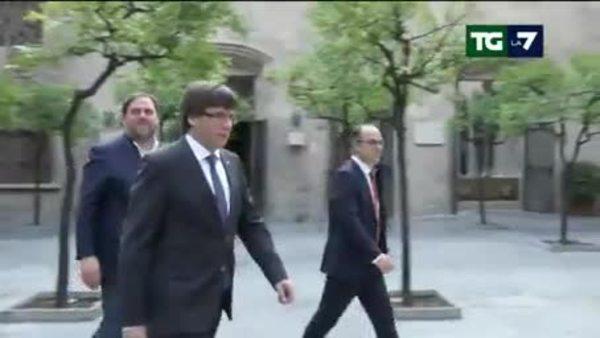 Catalogna: Alta Corte ordina l'arresto per candidato presidente Turull e altri 4 leader. Monta la protesta