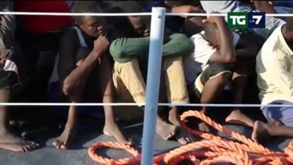 Migranti e Libia, Ue: i porti di quel paese non sono sicuri