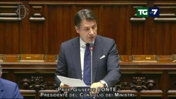 Conte rassicura il Parlamento: l'intesa con Pechino nell'interesse italiano ma anche europeo