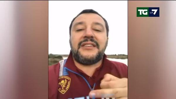 Salvini attacca le Ong. 'di nuovo in mare e tornano i morti'. Pd: 'zero sbarchi perché la gente muore'